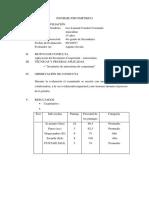 Informe Psicométric1 Leo