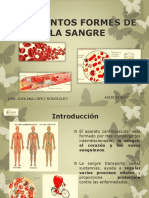 Aparato Cardiovascular - Sangre
