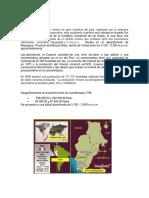 Ubicacion y Geografia CUAJONE