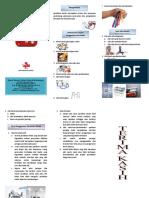 Leafleat Edukasi Penggunaan Peralatan Medis
