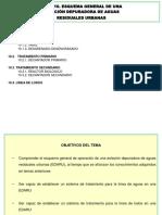 Tema 10. Esquema General de Una Estacion Depuradora de Aguas Residuales Urbanas