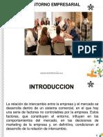 Entorno Empresarial Diapositivas