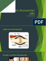 Artritis Reumatoides (AR)