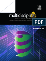 Multidisciplina Numero 25