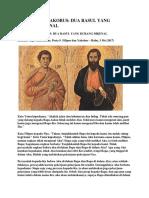 Filipus and Yakobus