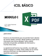 Excel Modulo 1