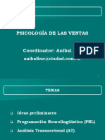 [PD] Presentaciones - Psicologia de Las Ventas