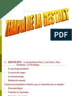 Terapia Gestalt 1