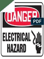 Electrical Hazard1