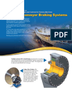 Conveyer Brake Systems