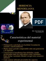 Herencia-Mendeliana