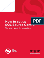 How to Set Up SQL Source Control in 15 Minutes