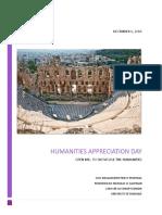 humanities proposal