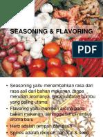Seasoning Flavoring