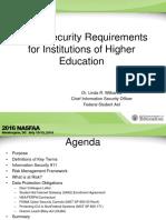 2016NASFAACybersecurityRequirementsforIHEs