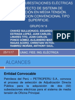 PSU Subestacion Superficie Exposicion Grupo Nro 8