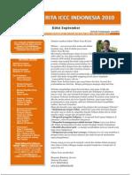 Iccc Newsletter September 2010