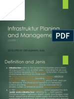 Course 1 Infrastruktur Planing and Management