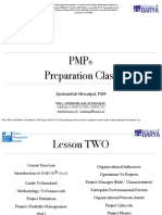 02. PMP Course_Organizations and Projects V2