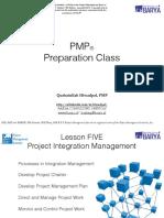 04. PMP Course_Integration Management V2
