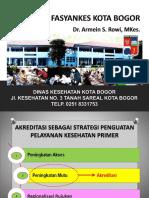 Akreditasi Fasyankes Di Kota Bogor