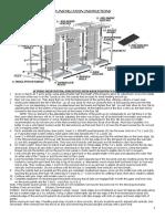gondola installation procedure
