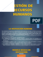 Gestión de Recursos Humanos 2do