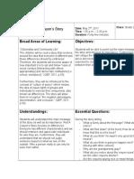 field-experience 2-lesson-plan-ela 2