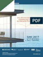 La Métropole au SIMI 2017