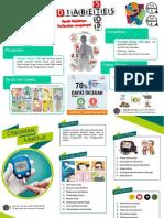 Leaflet Tentang Penyakit Diabetes Melitus