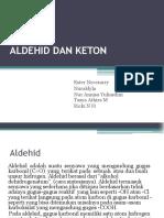 aldehid&keton