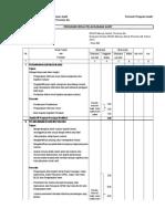 Program Audit -Evaluasi Kinerja RSUD