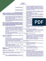 Legal Ethics - Finals Notes