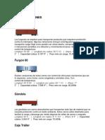 Escrito Ferrocarril