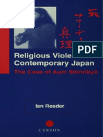 Religious Violence in Contemporary Japan, The Case of Aum Shinrikyo.epub
