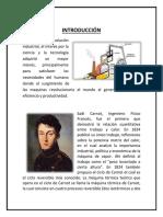Informe Ciclo Carnot Final