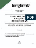 As 101 Melhores Canções Do Século XX - Vol[1]. 2 - Almir Chediak