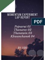 momentum experiment