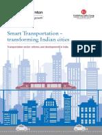 Smart Transportation Report