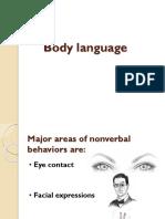 Anu's Body Languageppt