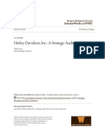 Harley-Davidson Inc._ a Strategic Audit