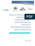 Manual de Procedimientos Jurisdiccionales