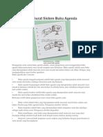 Penanganan Surat Sistem Buku Agenda