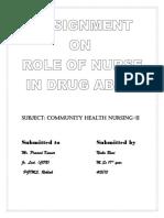 5. Drug Abuse