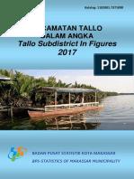 Kecamatan Tallo Dalam Angka Tahun 2017