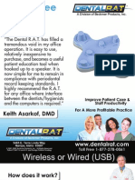 Dental Rat Brochure