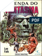 Lee Falk - A Lenda Do Fantasma