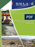 Diagnostico de La Gestion de Residuos Solidos en Bolivia 2011