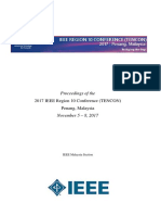 Program Booklet IEEE TENCON2017