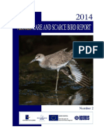Azores Rare and Scarce Bird Report 2014